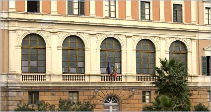 Sizilien - Das Convitto Nazionale in Palermo