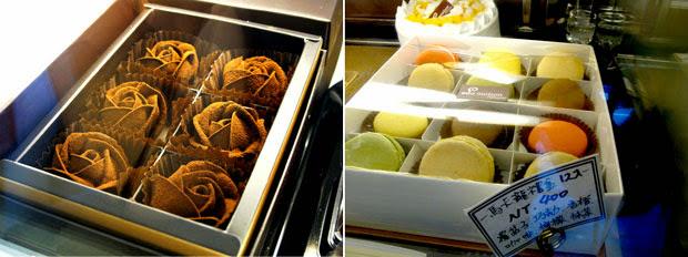 五顏六色的繽紛馬卡龍看了心情也跟著變彩色了!-台中蛋糕店梅笙蛋糕工作室La Maison
