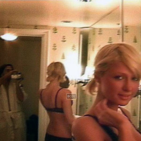Paris Hilton and her then boyfriend Rick Salomon filmed themselves getting playful in 2004 and the world went crazy for the video.