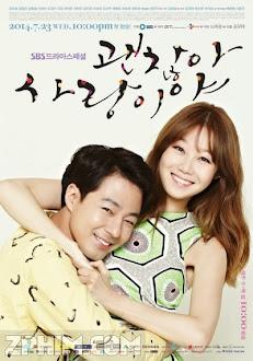 Chỉ Có Thể Là Yêu - It's Okay, It's Love (2014) Poster