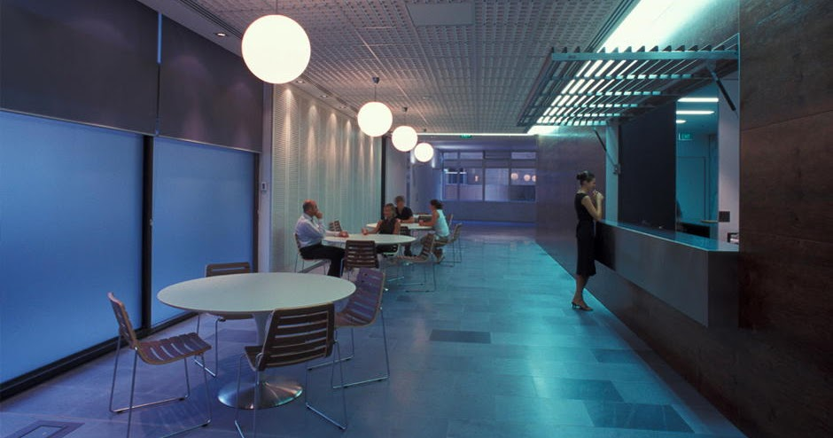 Office Interior Design AMP Circular Quay Sydney Australia Architectus