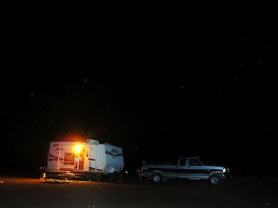 Camp on Thursday night