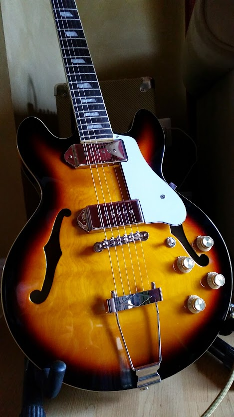 Epiphone casino coupe lh
