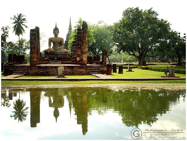 Photograph Sukhothai Historical Park