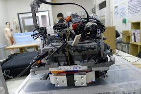 2012 robotics X
