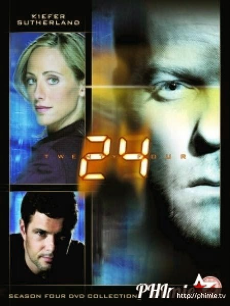 24 giờ sinh tử (24 giờ chống khủng bố) - Phần 4