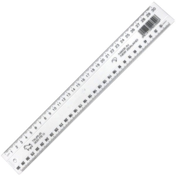 Image result for officemax clear ruler