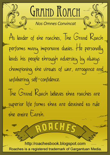 Grand Roach Back