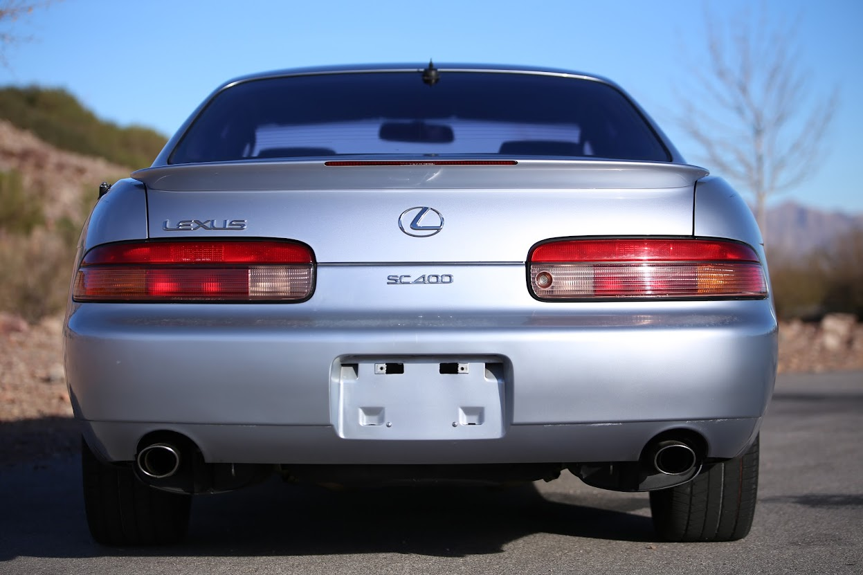 Sell Used Spectacular Condition And Low Mileage 1995 Lexus Sc400 1992 Value Or By A Professional Inspection Service Strictly Prior To The Close Of Auction Post Inspections Are Unacceptable We Reserve Right