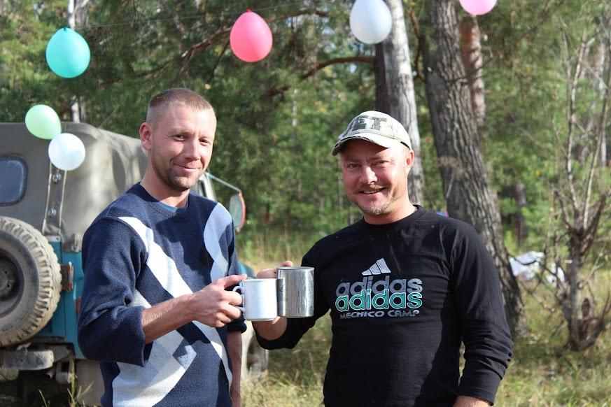 "Отчет Дня Рождения ""клуб Шатун"""