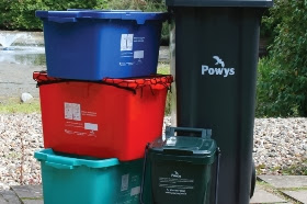 Rural Berriew next for recycling scheme