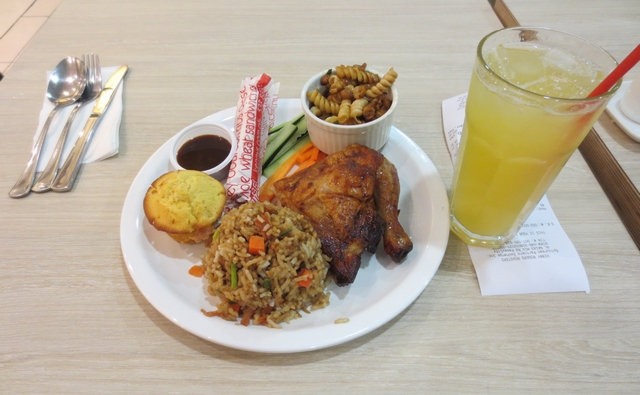 KENNY ROGERS ROASTERS - IMPERIAL FEST