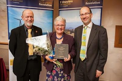 Pat gets top Owen Award