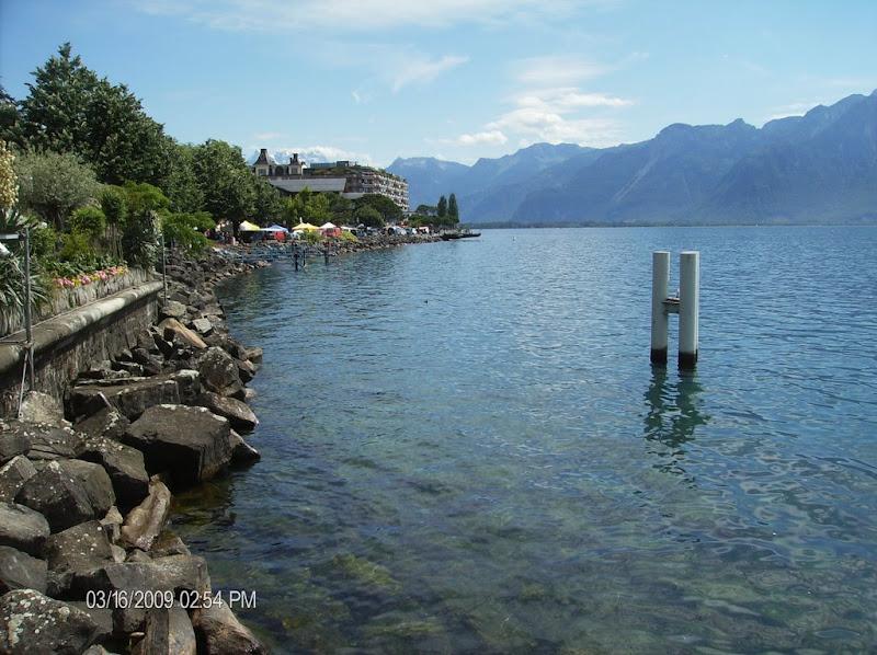 Montreux, Riviera Pays-d'Enhaut, Switzerland, Suiça