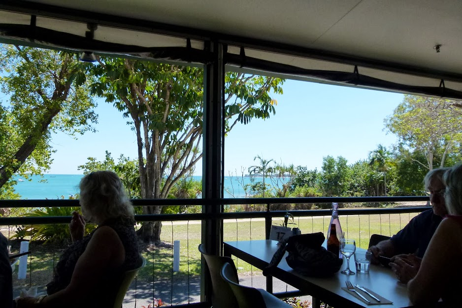 Cafe at Darwin Museum