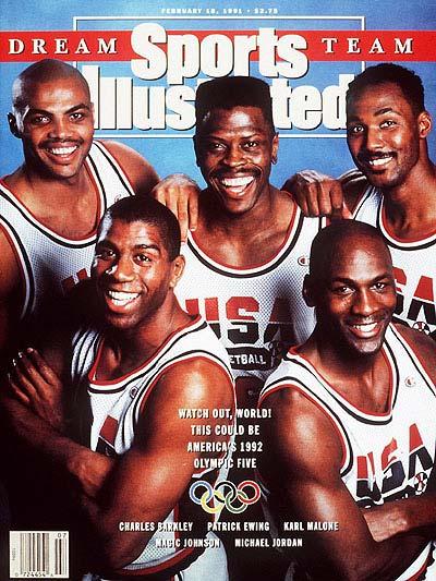 *Sports Illustrated:慶祝Michael Jordan 50歲生日封面特輯回顧! 10