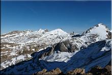 Vistas desde Chinebral de Gamueta