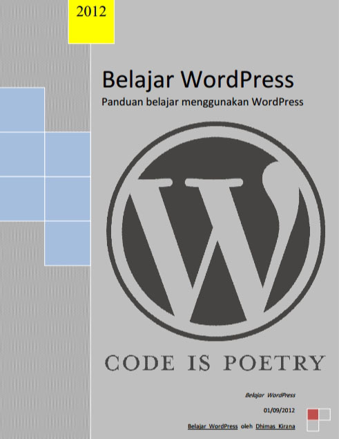 Belajar WordPress GRATIS