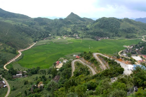 184 Lên Hà Giang thăm cổng trời Quản Bạ