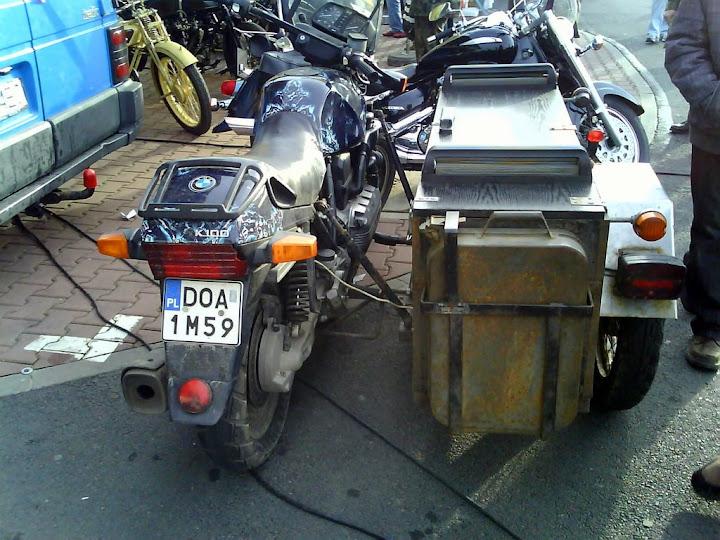 Forum Bmw Klub Motocykle Polska Wyświetl Temat Bmw K 100 Rt Z