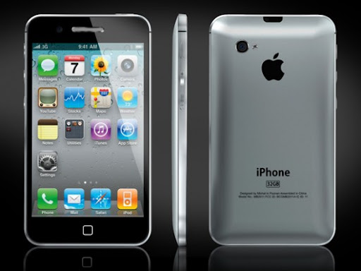 iphone5 concept Top 10 Fastest Rising Google Searches Of 2011