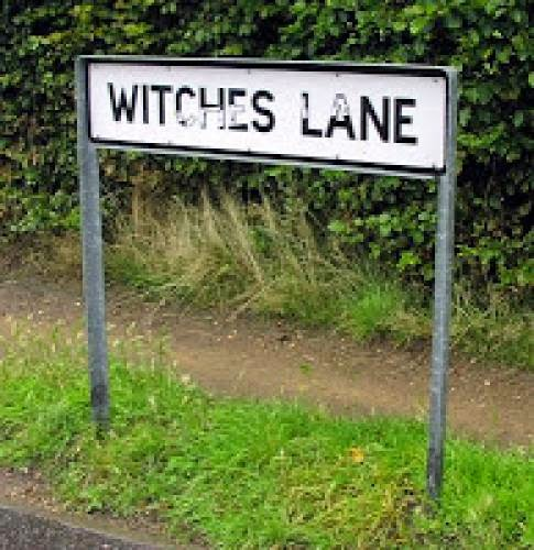The School Down Witches Lane