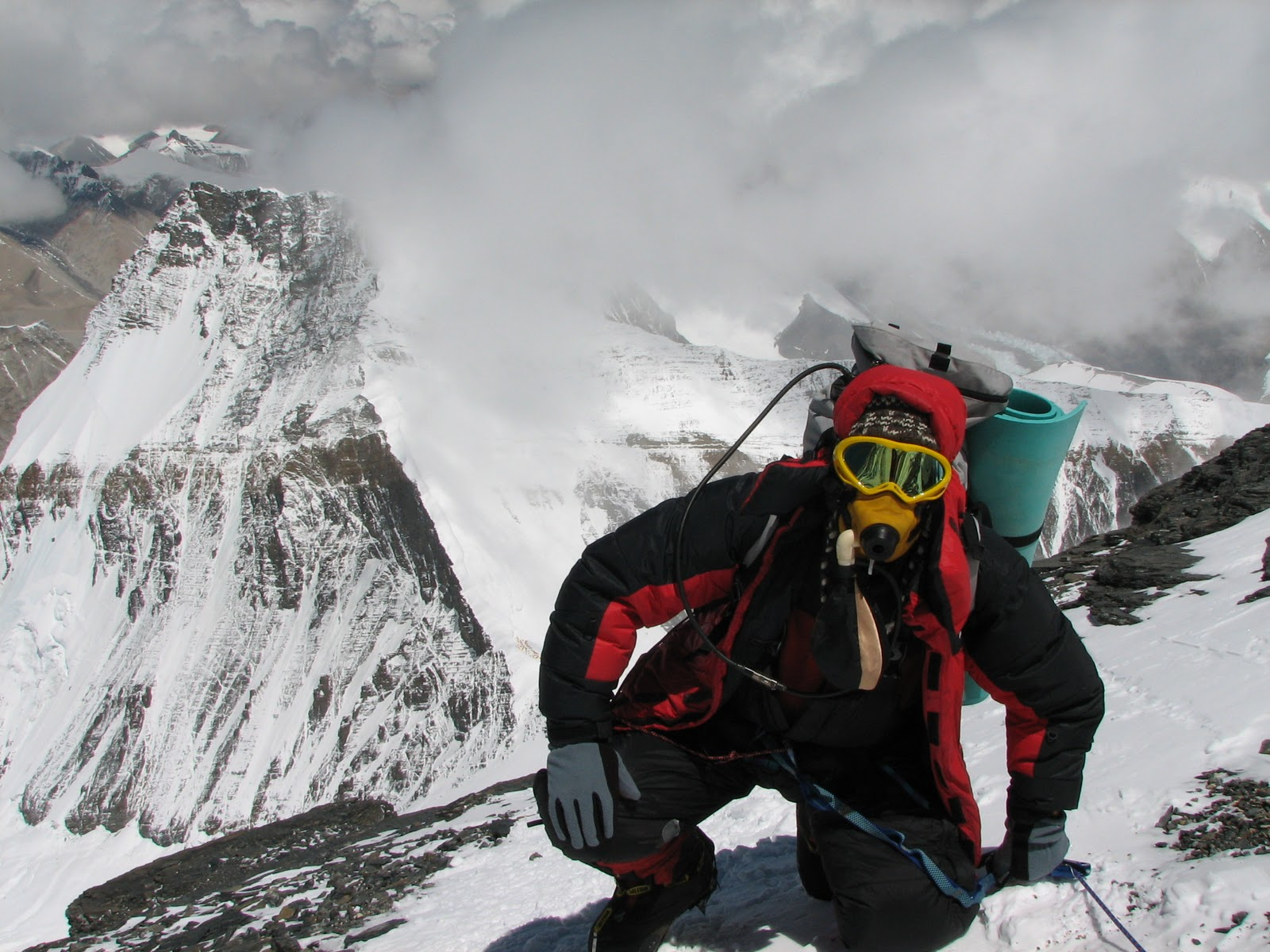 Images, Imaginations and Inspiration: Climbing Everest