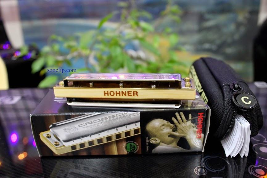 Kèn Harmonica - Hohner Marine Band Crossover (key C)