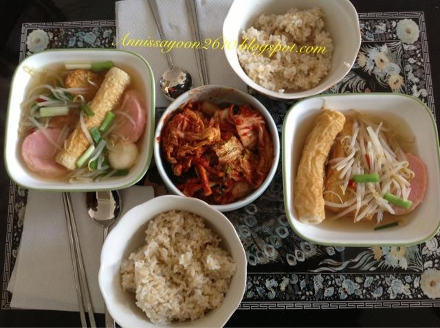 aneka macam kuliner khas korea resep membuat odeng