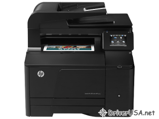 Driver HP LaserJet Pro 200 color MFP M276nw – Get and installing guide