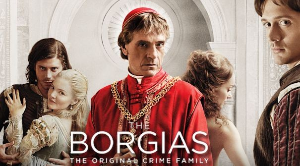 The Borgias Season One - Showtime