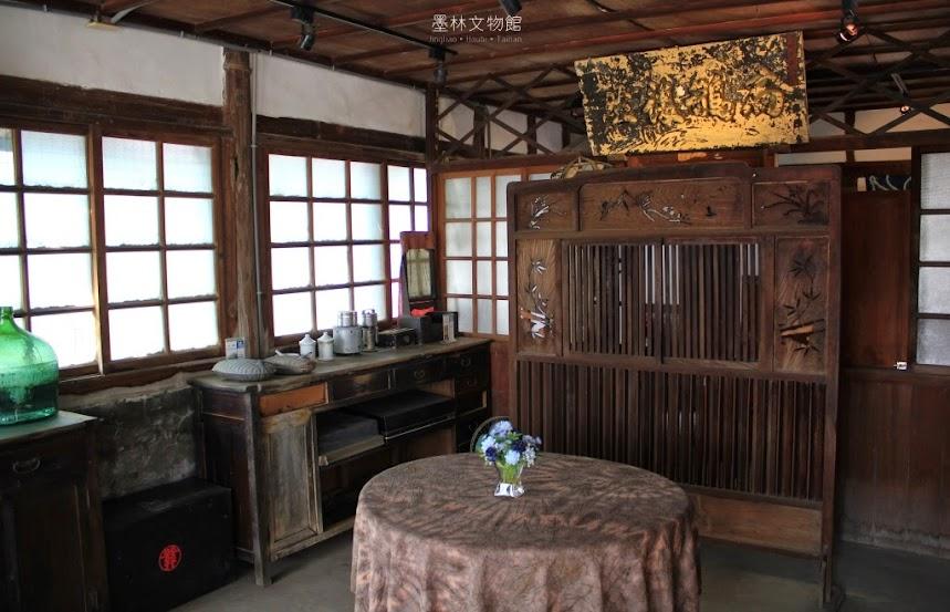台南後壁墨林文物館,藍染熊手作坊-2