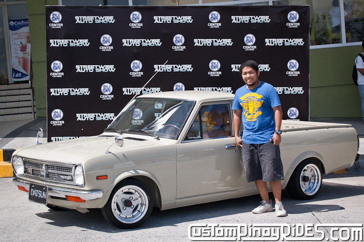 Richard Opiana 1991 Nissan Sunny Truck Custom Pinoy Rides Car Photography pic8