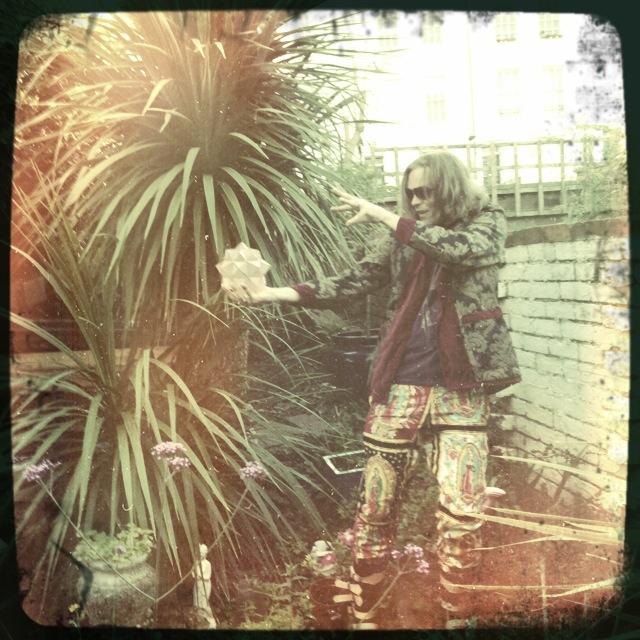 Backyard Wizard Instagram in Mary Pants