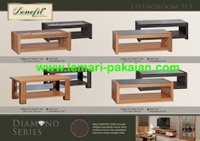Gambar Coffee Table Murah Diamond