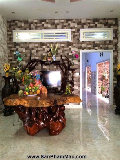 Nhà nhiều đồ gỗ lạ của Tam Triều Dâng - Xưởng đồ gỗ nội thất-6