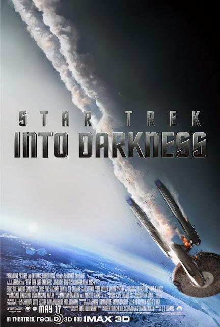 Star Trek Into Darkness Poster