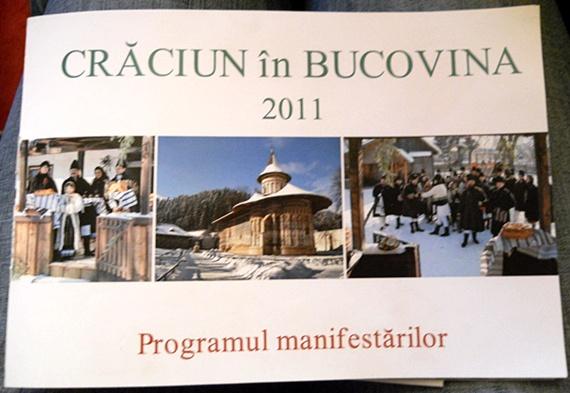 Crăciun cu dezacorduri în Bucovina