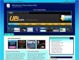 Online Casino Template 905