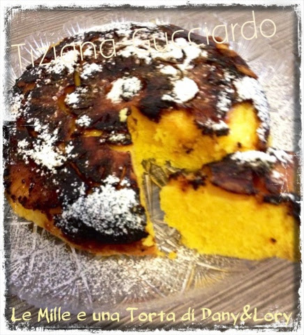 torta all'ananas cotta in pentola (senza forno)