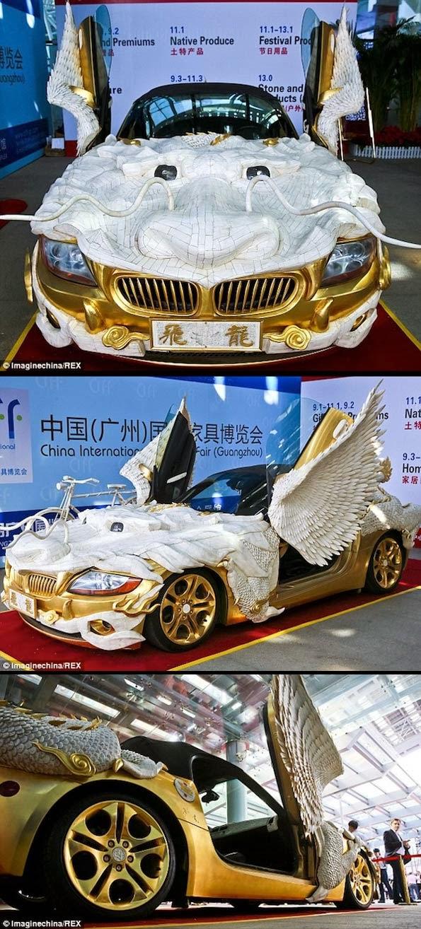 BMW Z4 EDISI NAGA