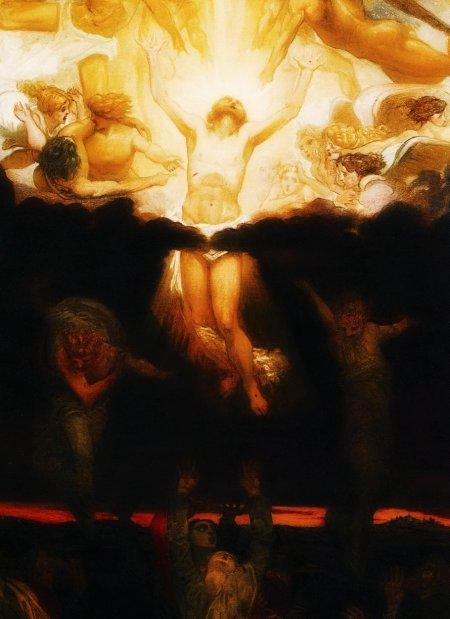 Kur Jēzus ir pašlaik