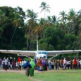 Eerste landing Kiasi