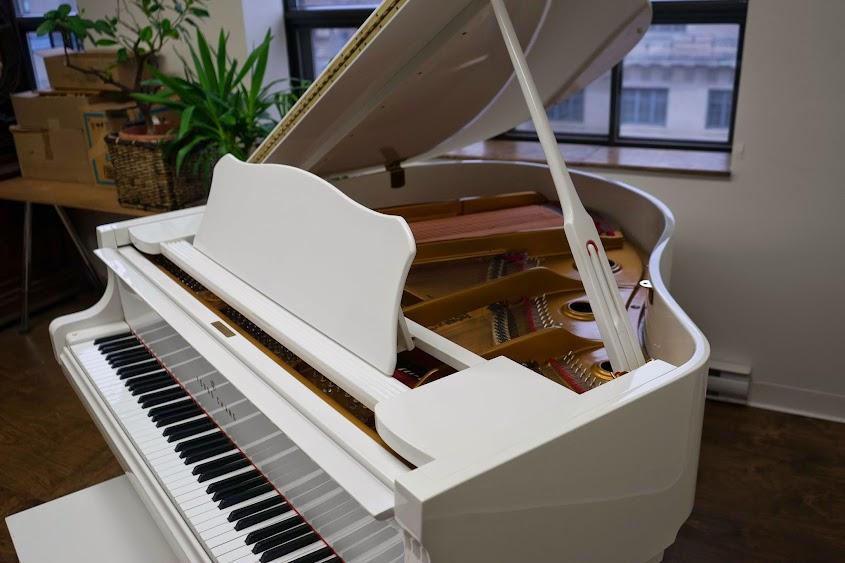 Piano Young Chang prêt à être livré