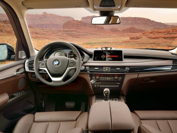 2014 BMW X5 - xDrive30d - Interior