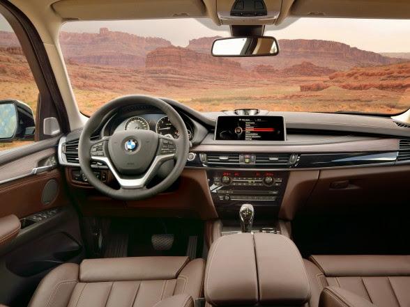 2014 BMW X5 - xDrive30d - Interior