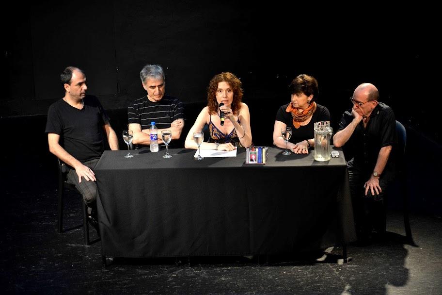 Presentación de un e-book y homenaje a Miguel Guerberof