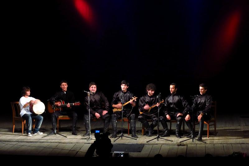 Georgian folk singers