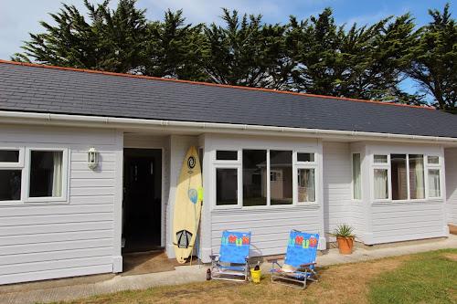 St Ives Bay Holiday Park at St Ives Bay Holiday Park