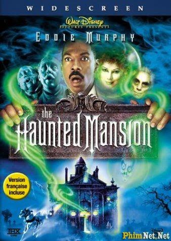 Phim Tòa Lâu Đài Ma Quái - The Haunted Mansion - Wallpaper